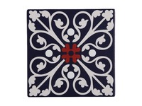 Maxwell & Williams: Medina Ceramic Square Tile Trivet - Fes (15cm)
