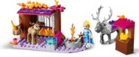 LEGO Disney: Frozen II - Elsa's Wagon Adventure (41166) image