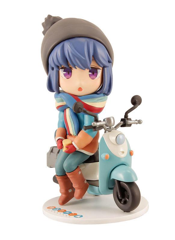 Laid-Back Camp: Rin Shima - Mini Figure