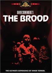 The Brood on DVD