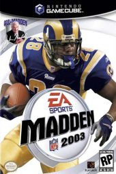 Madden 2003 for GameCube