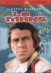 Le Mans on DVD