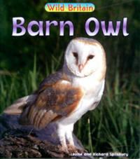 Barn Owl by Richard Spilsbury image