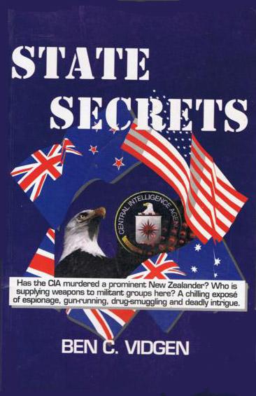 State Secrets by Ben Vidgen image