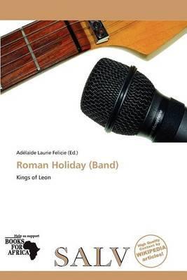 roman holiday band - 267×400