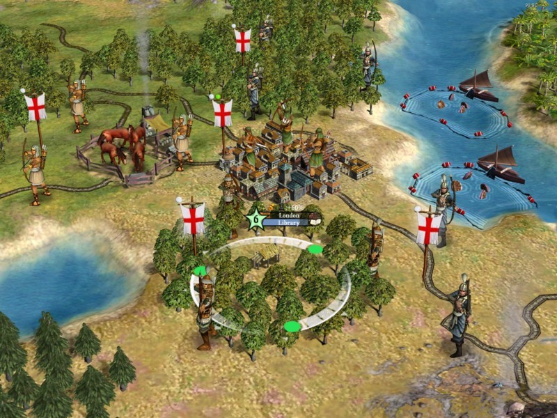 Sid Meier's Civilization IV: Warlords Expansion for PC Games image