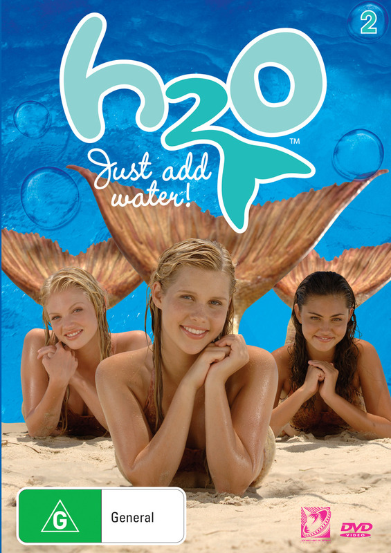 H2O - Just Add Water!: Vol. 2 on DVD