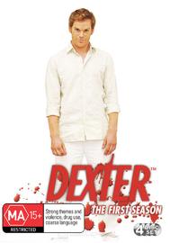Dexter - The First Season on DVD