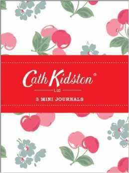 Cath Kidston Mini Journals by Cath Kidston