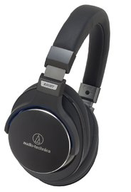 Audio-Technica ATH-MSR7 Headphones - Black