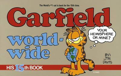 Garfield World Wide by Jim Davis image