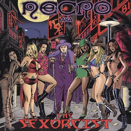 The Sexorcist [Explicit Lyrics] by Necro image