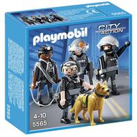 Playmobil: Tactical Unit Team (5565) image