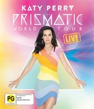 Katy Perry - Prismatic World Tour DVD