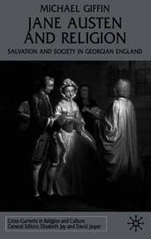 Jane Austen and Religion by Michael Giffin image