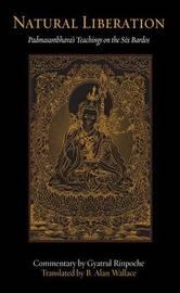 Natural Liberation by Gyatrul Rinpoche image