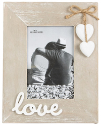Ashley Farmhouse: Love Standing - Photo Frame
