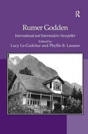 Rumer Godden by Lucy Le-Guilcher image