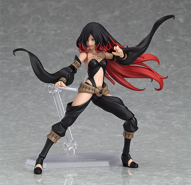 Figma: Raven (Gravity Rush 2) - Articulated Figure image