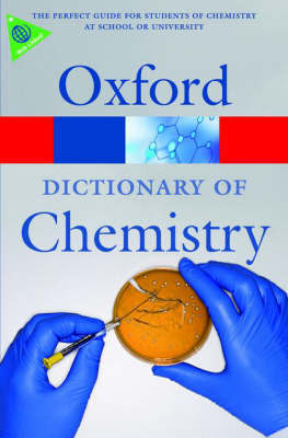 A Dictionary of Chemistry image
