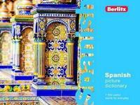 Berlitz Spanish Picture Dictionary by Berlitz