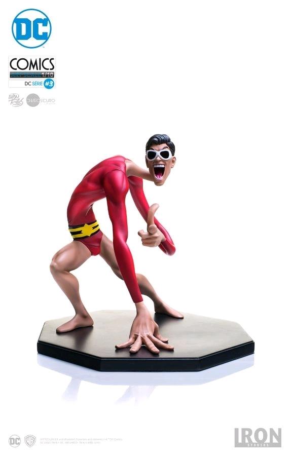 DC Comics: 1/10 Plastic Man - Deluxe Art Statue image