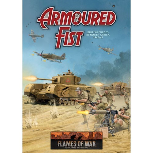 Flames of War - Armoured Fist image