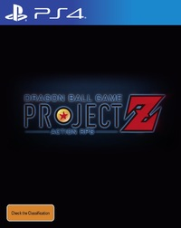 Dragon Ball Project Z for PS4
