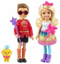Barbie: Dreamtopia - Chelsea & Otto Playset