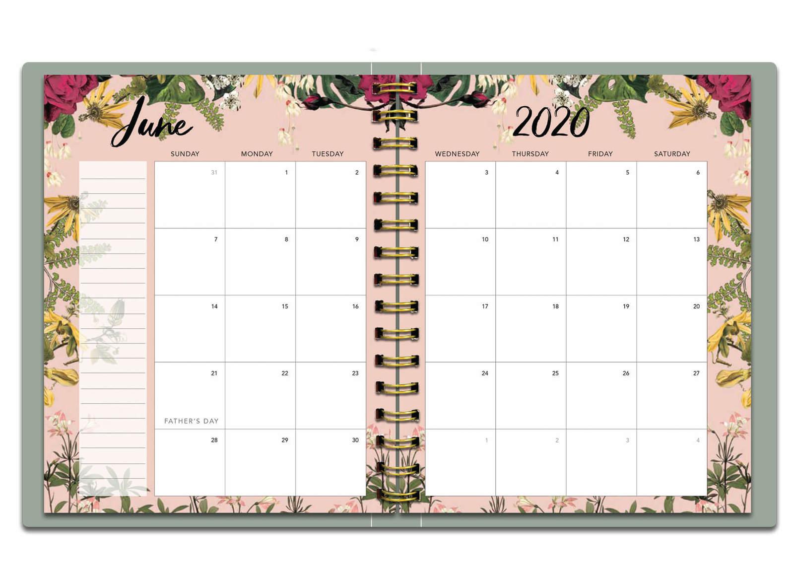 Papaya: Weekly 2020 Planner - Rare Species image