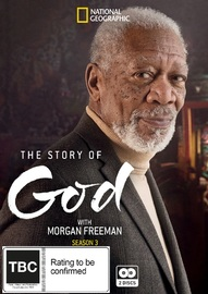The Story of God with Morgan Freeman - Season 3 on DVD image