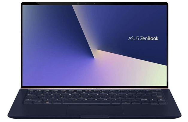 "ASUS ZenBook 14.0"" i7 512GB SSD MX150 Graphics W10 Pro"