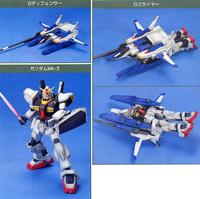 HGUC 1/144 Super Gundam - Model Kit image