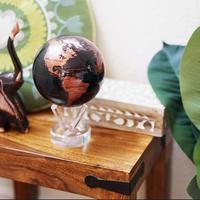 MOVA: Self Rotating Globe - Copper Black (11.5cm) image