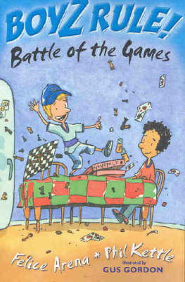 Boyz Rule 17: Battle of the Games by Felice Arena image