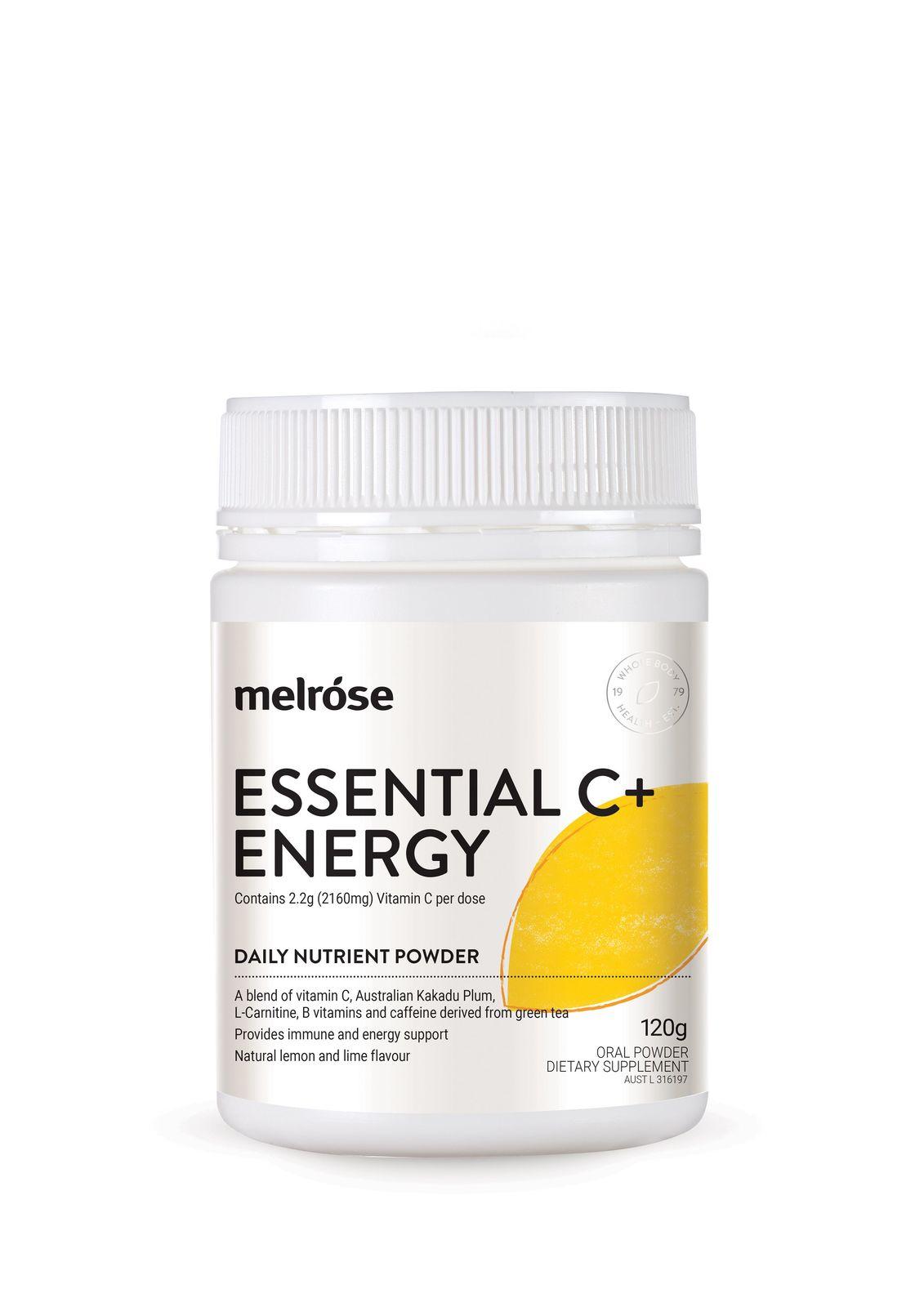 Melrose: Essential C + Energy (120g) image