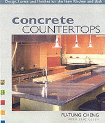 Concrete Countertops by Fu-Tung Cheng image