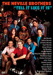 Neville Brothers, The - Tell It Like It Is on DVD