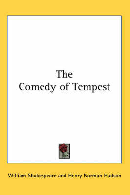The Comedy of Tempest by William Shakespeare image