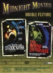 And Soon The Darkness / The Mind Benders on DVD
