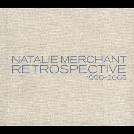 Retrospective 1990-2005: Limited Deluxe Version [Limited] by Natalie Merchant