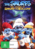 The Smurfs: The Legend of Smurfy Hollow on DVD