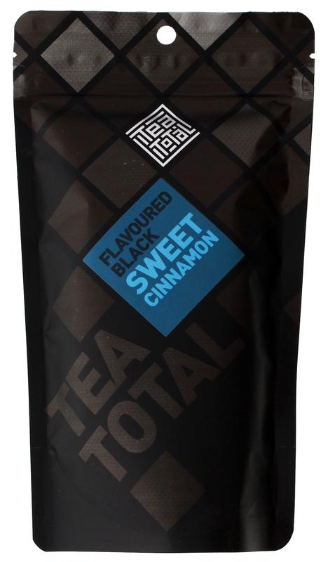 Tea Total - Sweet Cinnamon Tea (100g Bag)