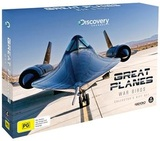 Discovery: Great Planes Warbirds Collector's Set on DVD