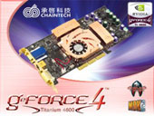 Chaintech Geforce 4 Ti4600