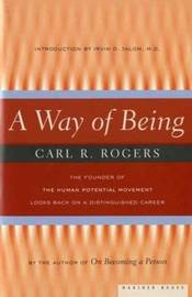 Way of Being by Carl R Rogers image
