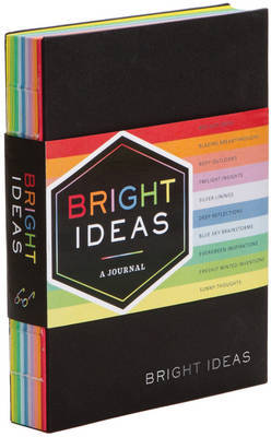 Bright Ideas: A Journal (Small) by Chronicle Books