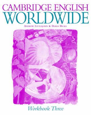 Cambridge English Worldwide Workbook 3 by Andrew Littlejohn image