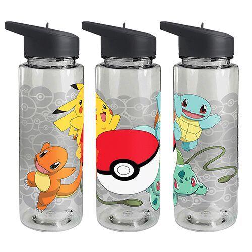 Pokemon Tritan Drink Bottle