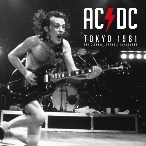 Tokyo 1981 by AC/DC